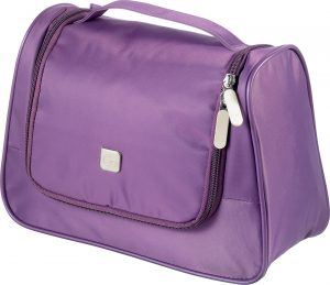 Abogeschenk Beauty Case lila