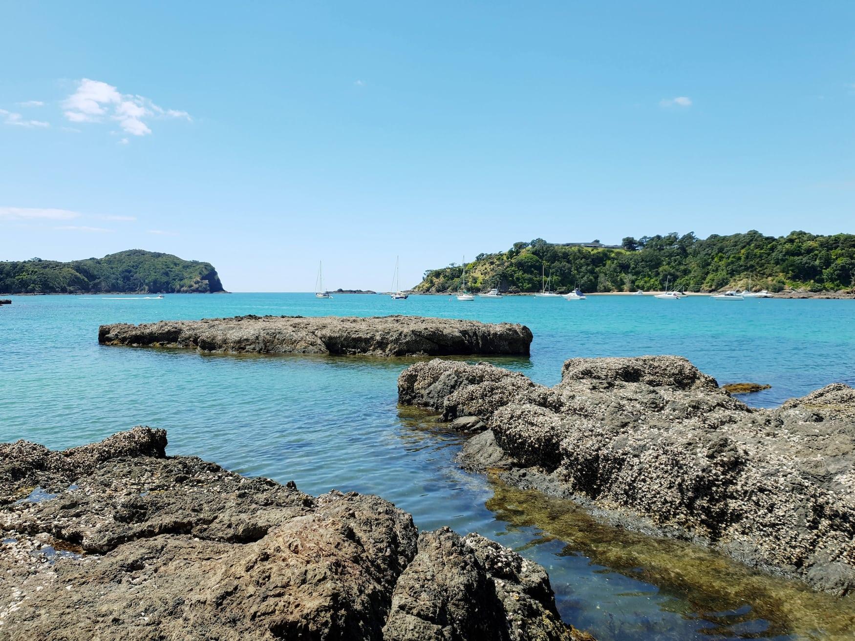 Tutukaka-Küste in Neuseeland