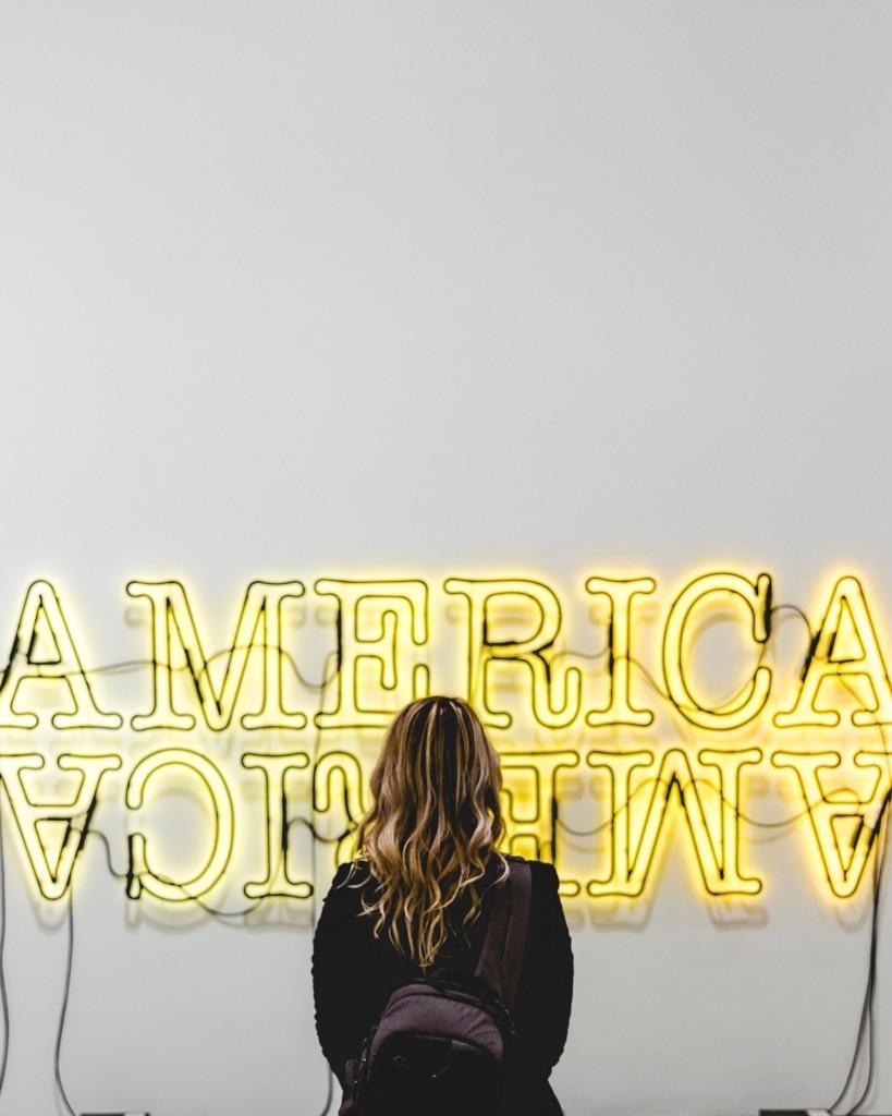 Reisen nach Nordamerika