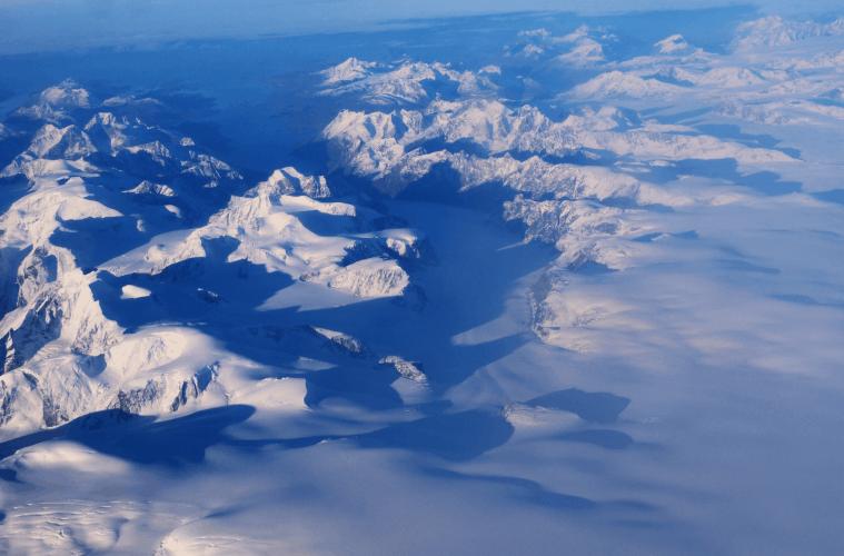WOW: Grönland von oben