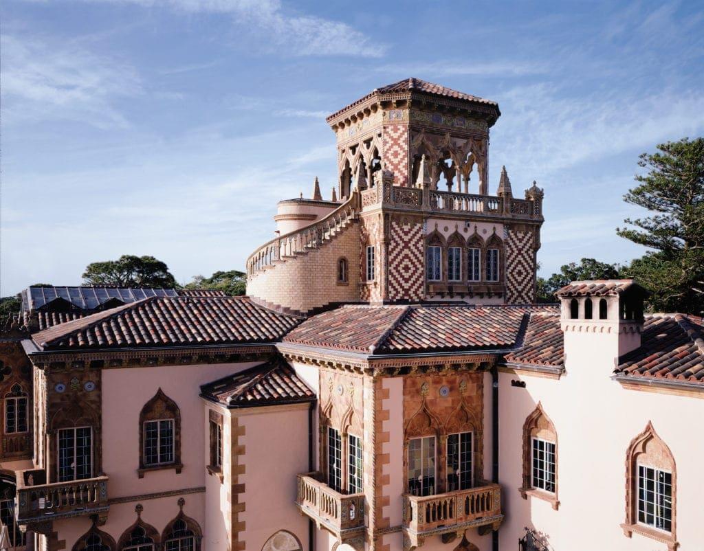 Architektur in Florida: das Cà d'Zan