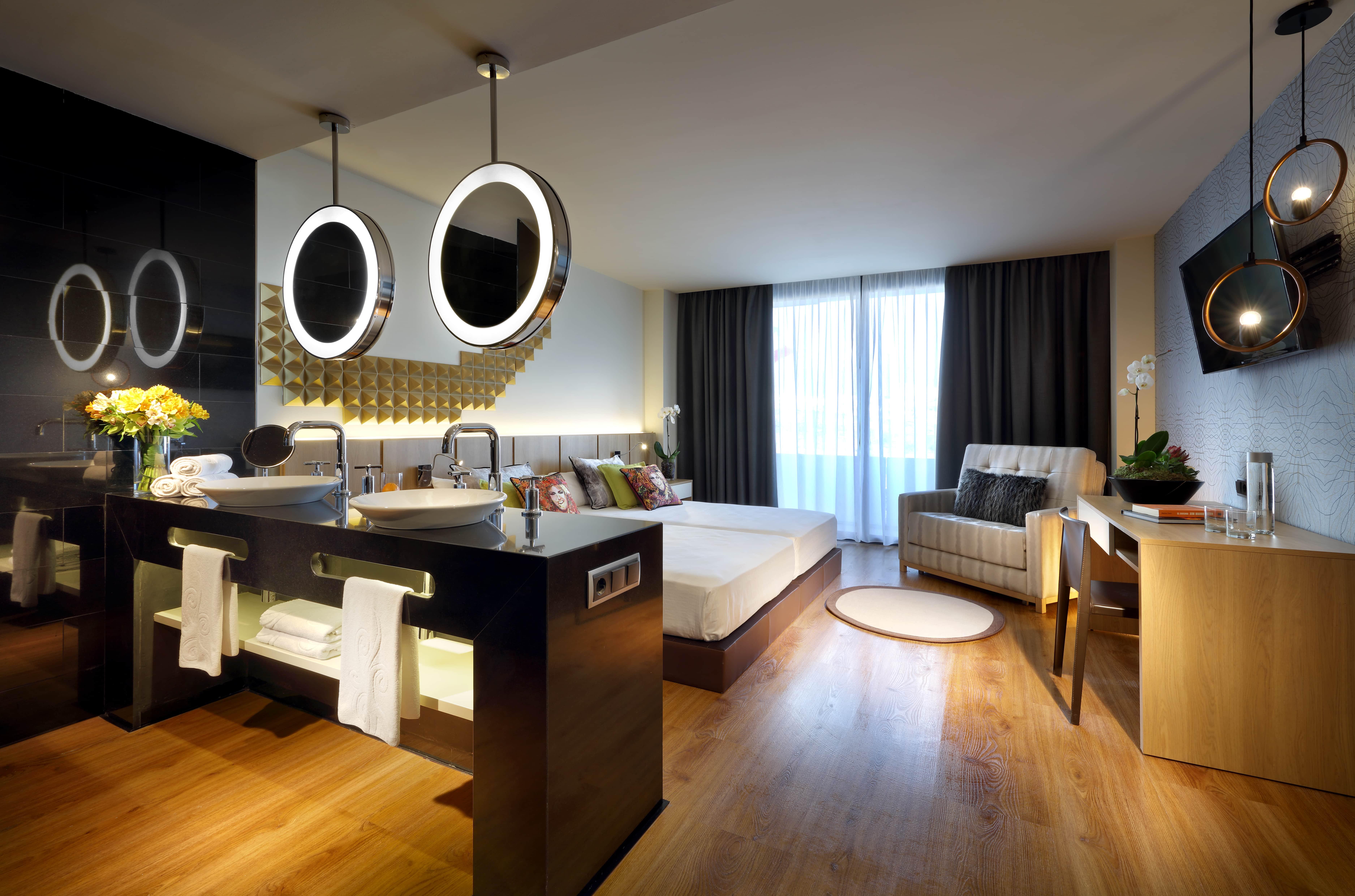 Zimmer im Hard Rock Hotel Teneriffa