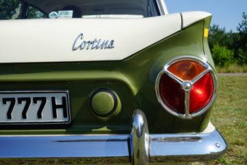 Der sagenhafte Lotus cortina
