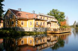 Kleine Museen in Sörmland: das Dufweholms Herrgård