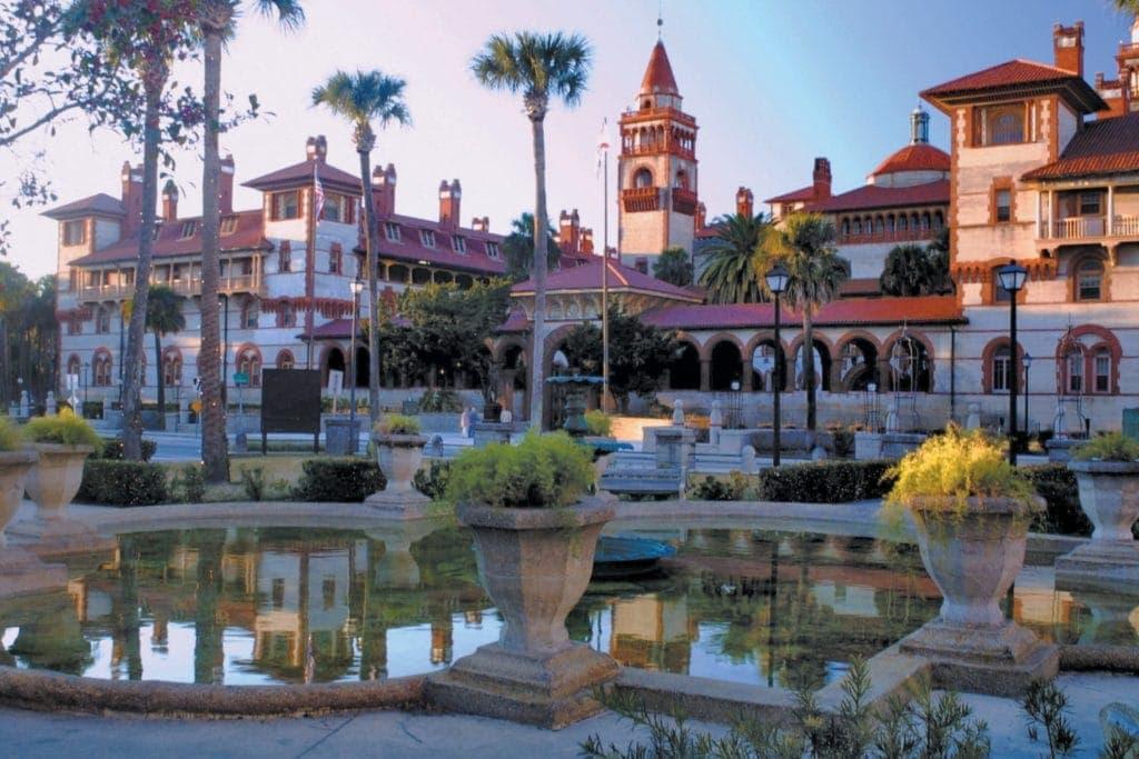 Architektur in Florida: das Flagler College