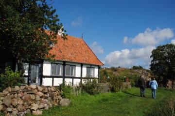 Haus auf Bornholm