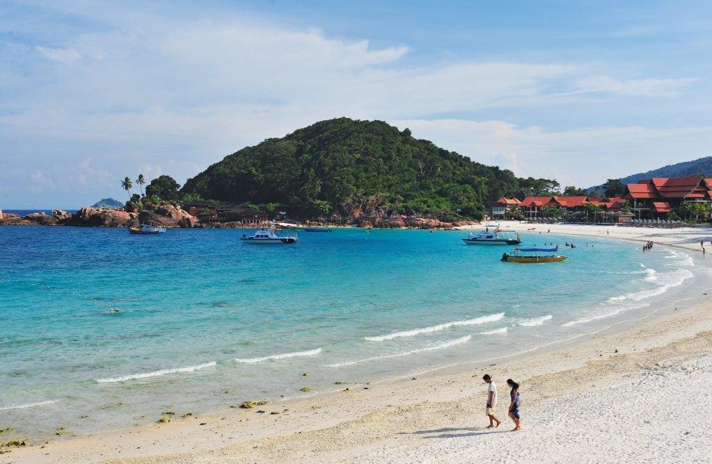 Laguna Resort auf Redang Island an der Ostküste Malaysias