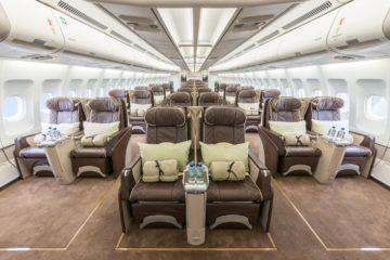 Luxusreise um die Welt im Privat-Jet