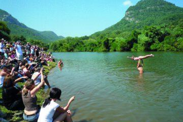 North Carolina Lake Lure Dirty Dancing Festival