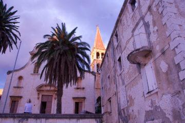 Stadt in Dalmatien