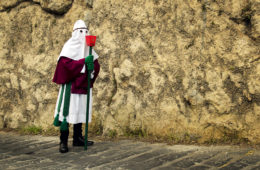 Ostern in Italien: Enna, Sizilien