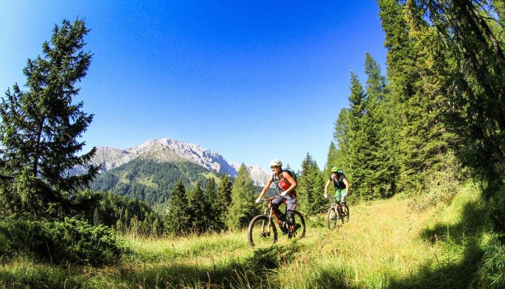 Sport im Urlaub: Dolomiten MTB-Festival