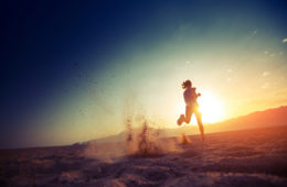 Sport im Urlaub: Marathon in der Wüste
