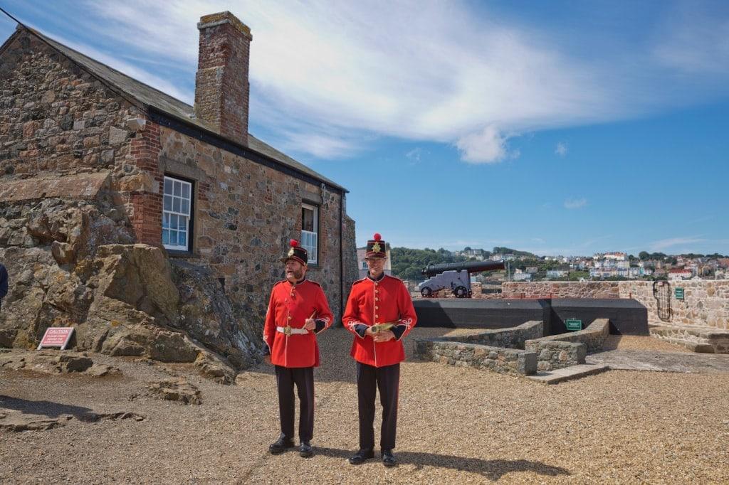 Am Port von St. Peter auf Guernsey werden Traditionen groß geschrieben.