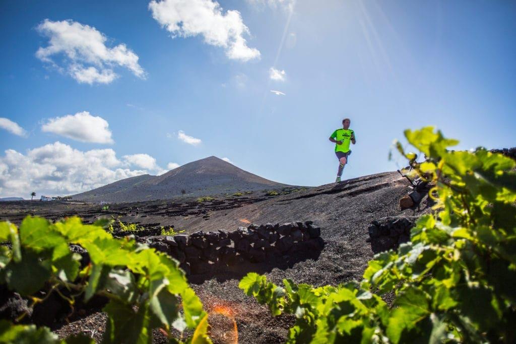 Sport im Urlaub: Laufen auf Lanzarote