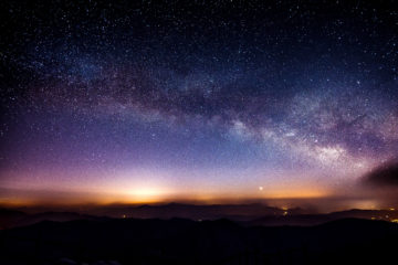 Dark Sky Park: Blick in den Himmel