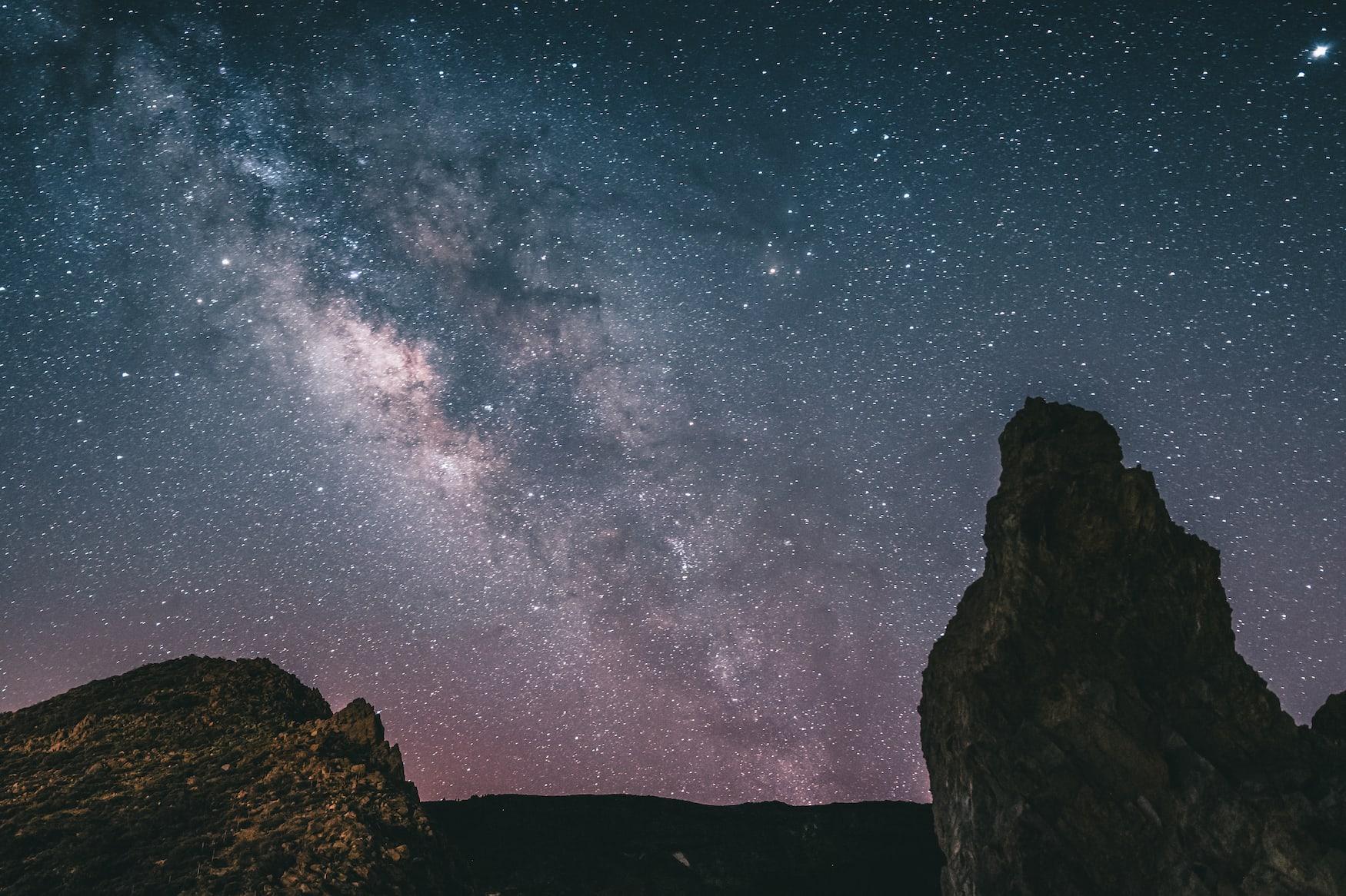 Teneriffa, Sternenhimmel, Observatorium