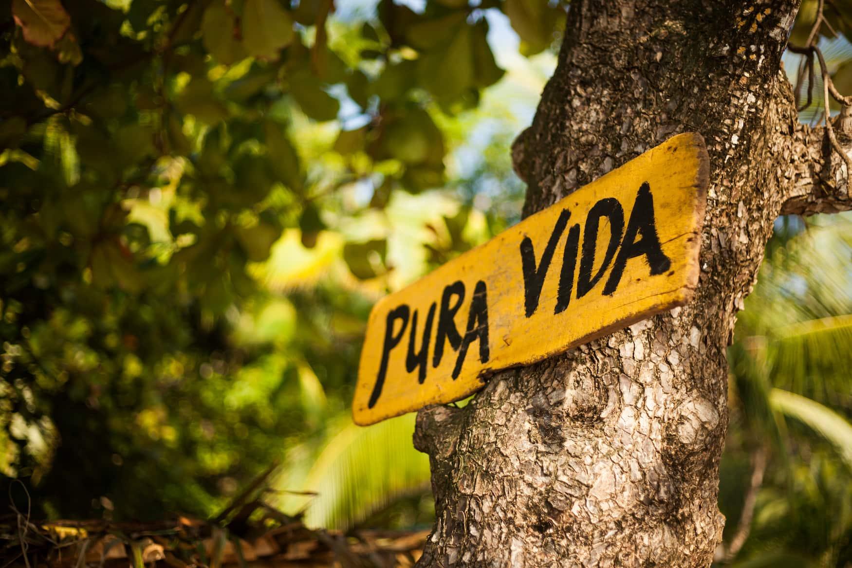 Andere Länder, andere Sitten: In Costa Rica ist alles Pura Vida
