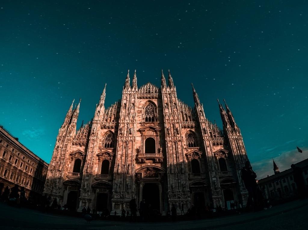 Was man in Mailand gesehen haben sollte? Den Dom auf jeden Fall!
