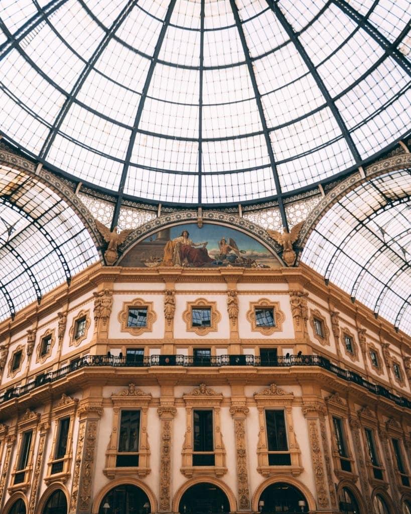 Mailand ist auch als Modemetropole bekannt.