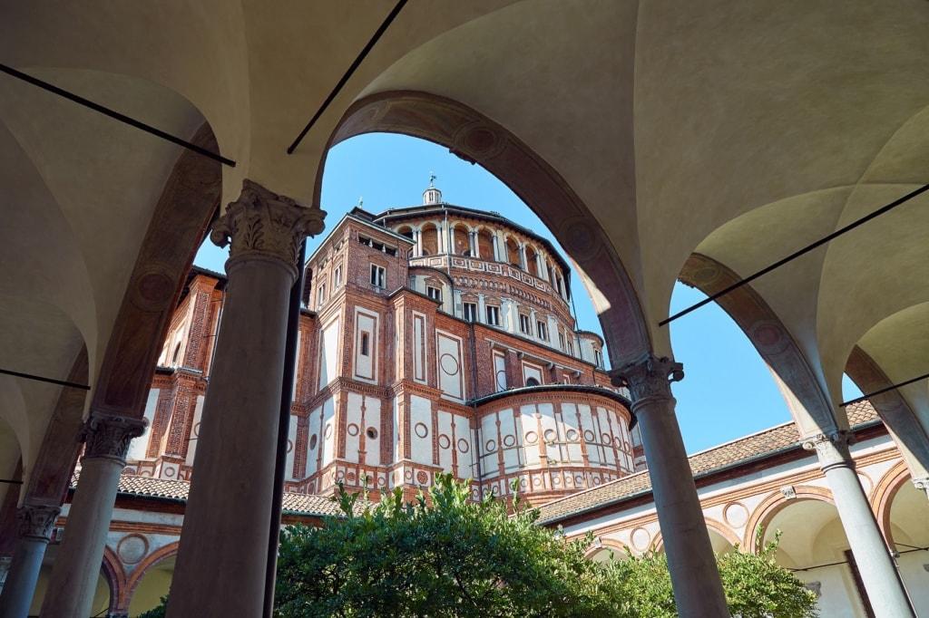 Mailand hat besonders für Kirchen- und Kunstliebhaber einiges zu bieten.