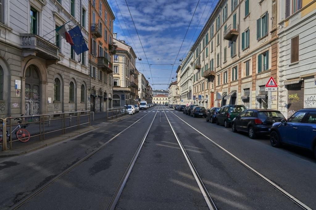 Eine Free-Walking-Tour bietet euch tolle Einblicke in Mailand.