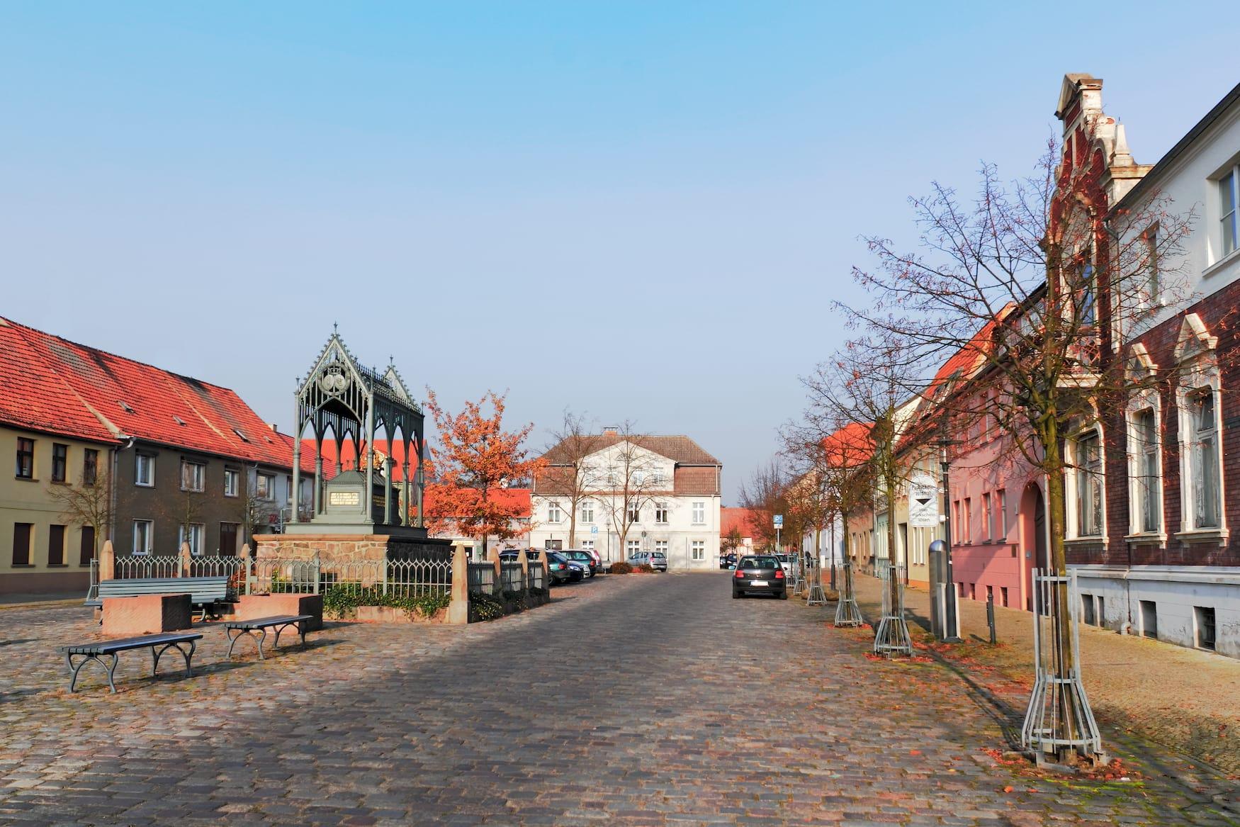 Gransee in Brandenburg