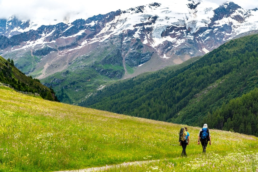 Wandern in Tirol im Zillertal