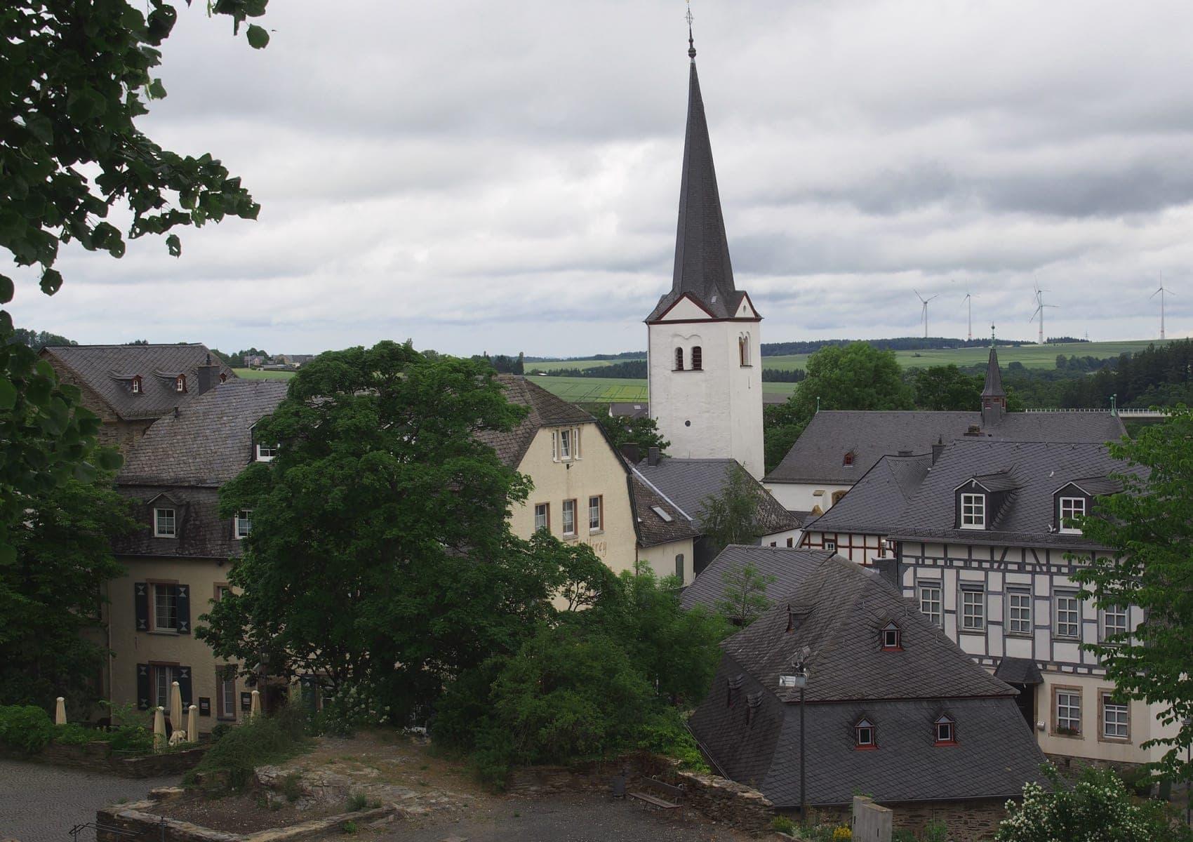 Altstadt von Kastellaun im Hunsrück