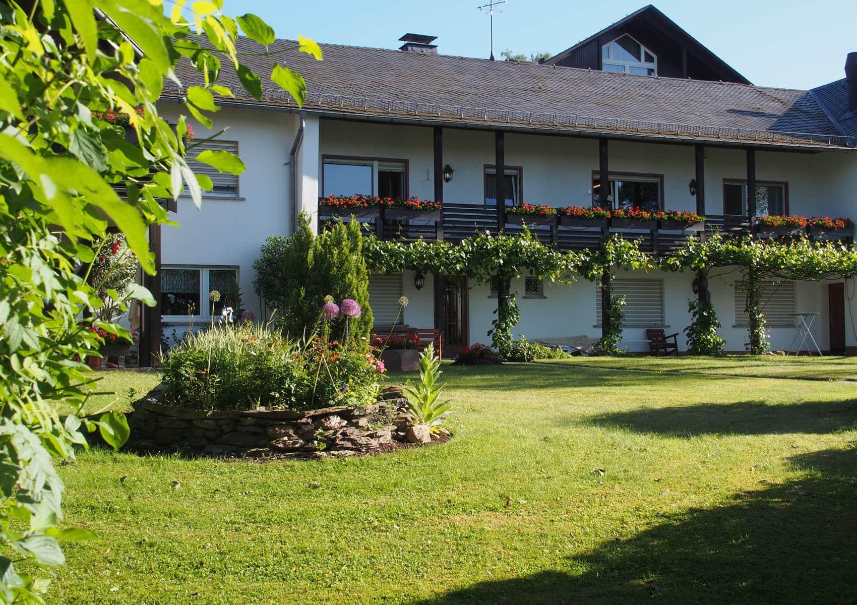 Hotel Restaurant Birkenhof im Hunsrück