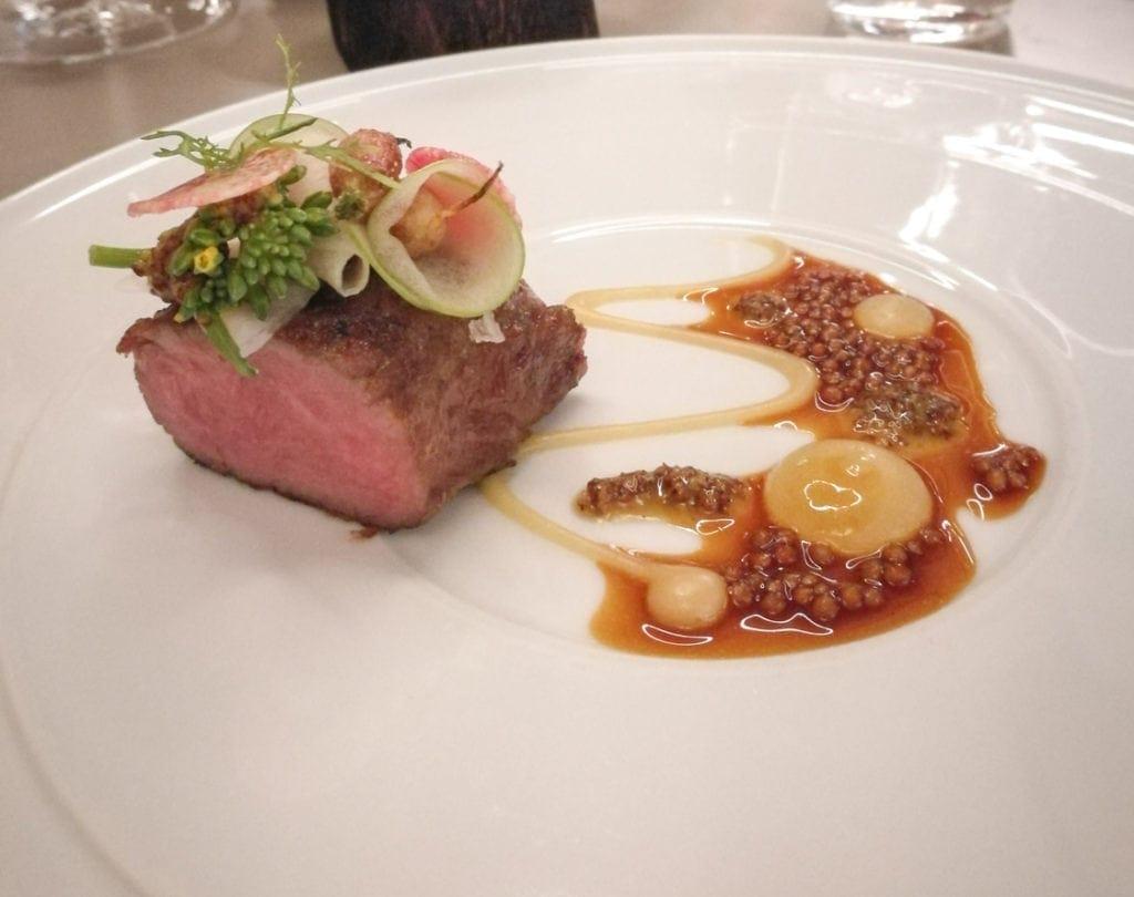 Ein Muss: das Steak im Vila Vita Parc Hotel an der Algarve. Gleich sieben Restaurants warten darauf ausprobiert zu werden