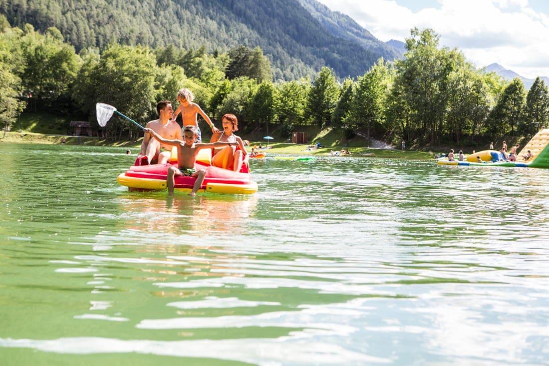 Reiseziele für Familien: das Tiroler Oberland