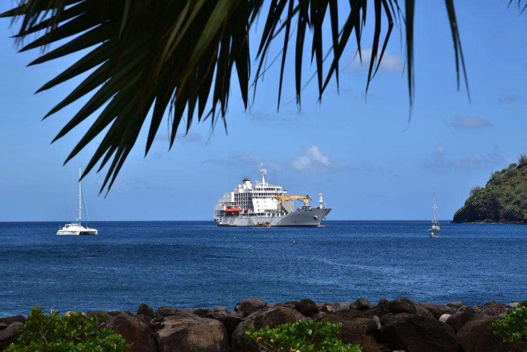 Mit der Aranui 5 zu den abgelegenen Marquesas - Südsee