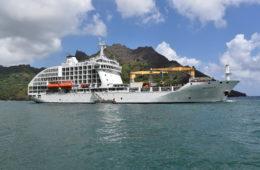 Traumhafte Südsee: Mit der Aranui 5 zu Tahiti und Co. schippern