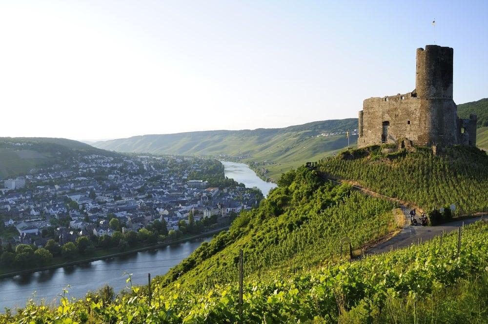 Eine herrliche wanderung: Von Bernkastel-Kues nach Traben-Trabach