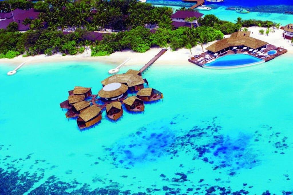 Das Lily Beach Resort & Spa ist wirklich paradiesisch