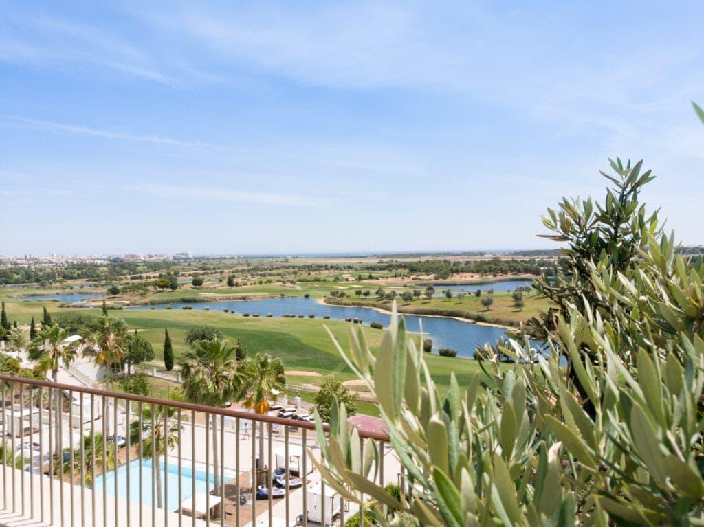Schöne Aussichten im Anantara Vilamoura, Algarve