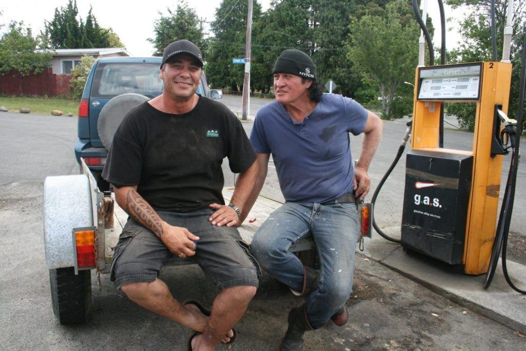 Meet the Locals: Jake und Luke aus Neuseeland nehmen das Leben gelassen.