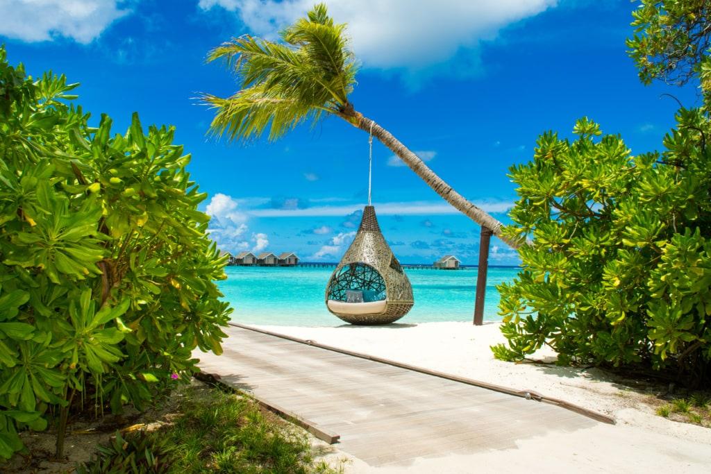 Auf den Malediven heißt es Ausruhen und Entspannen, doch von Langeweile kann hier keine Rede sein.