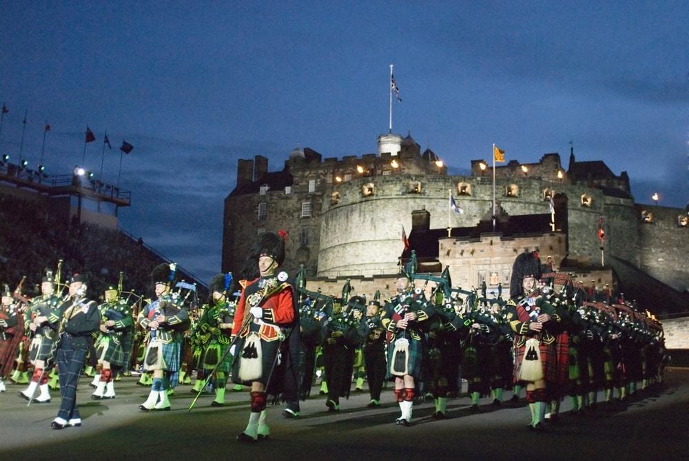 Musik Festival in Edinburgh