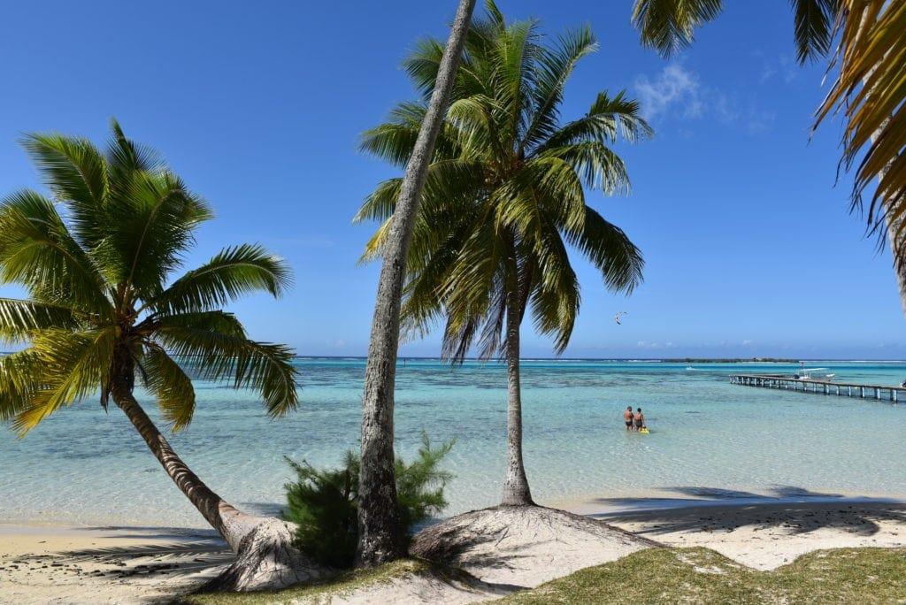 Urlaub auf Moorea - ein Traum. Französisch-Polynesien