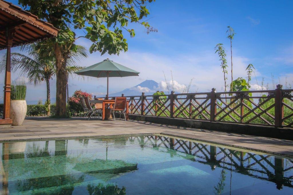 Urlaub für Körper, Geist und Gaumen in der Villa Borobudur