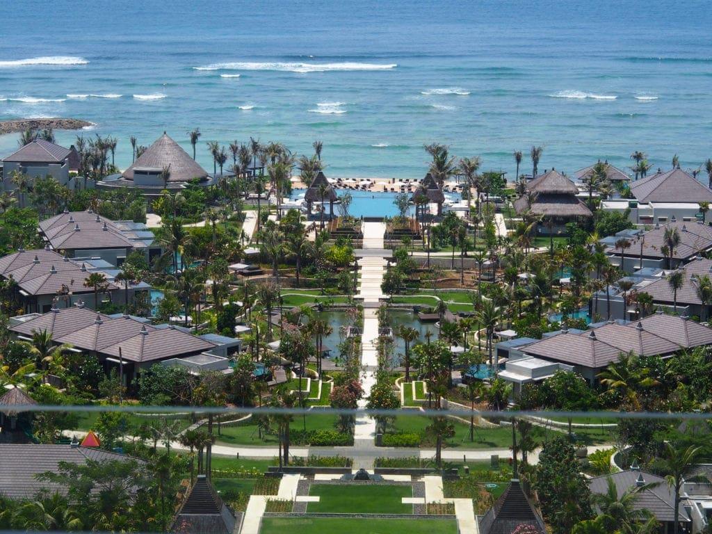 Traumhaft schön: Ritz Carlton Nusa Dua-bali