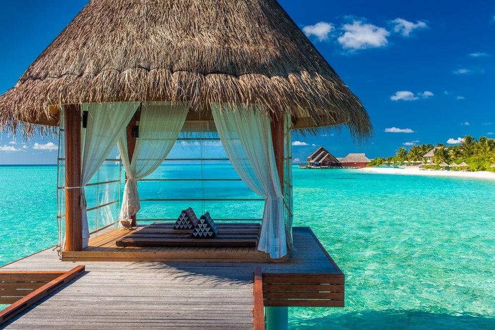 Wellness auf den Malediven