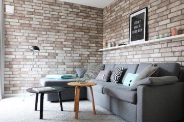 Sylt Lofts: Blick ins Wohnzimmer