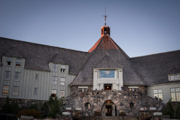 Die Timberline Lodge war einst die Kulisse des The Overlook Hotels aus dem Horrorfilm-Klassiker Shining