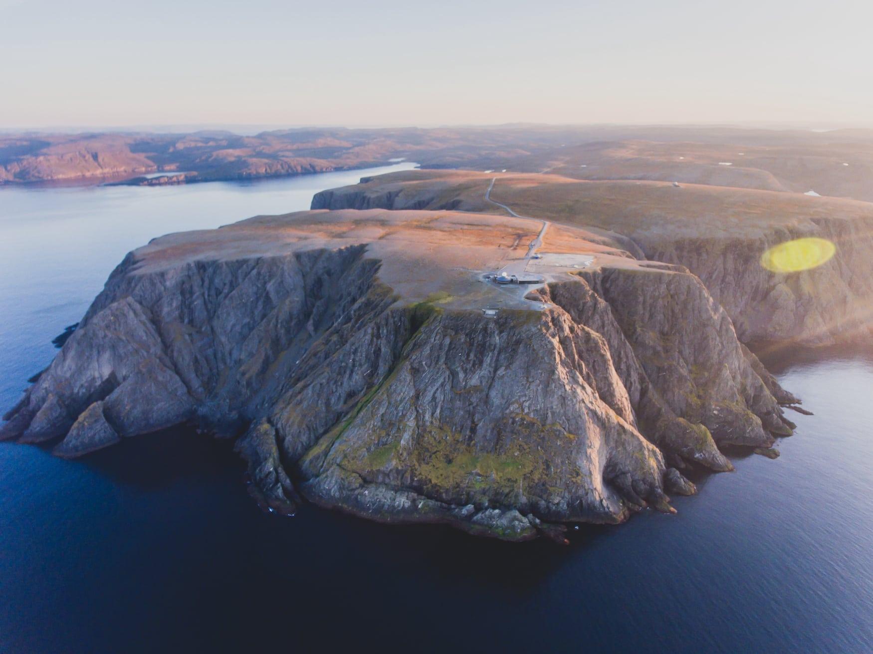Dass das Nordkap der nördlichste Punkt Europas ist, ist einer der größten Reise Irrtümer