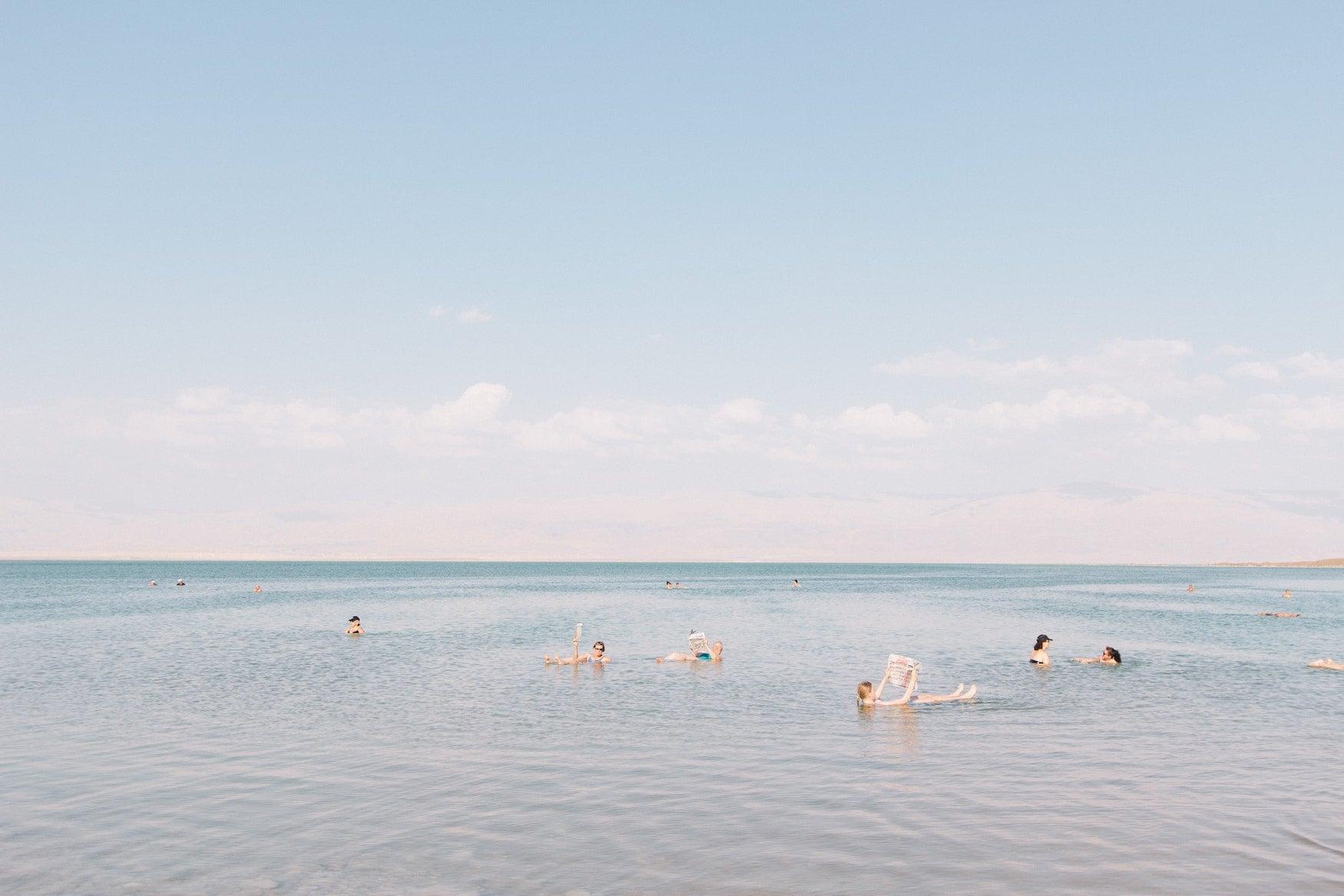 Das Tote Meer ist das salzhaltigste Meer der Welt? Reise Irrtümer gibt es viele!