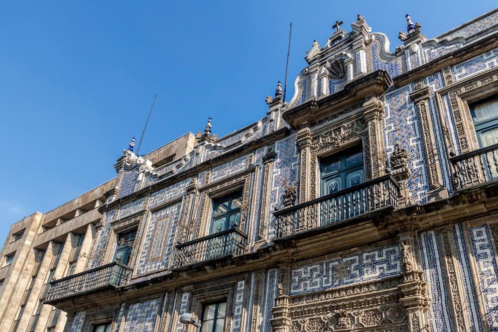 Casa de los Azulejos in Mexiko-Stadt