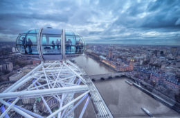 Sightseeing ohne Warteschlange: London Eye